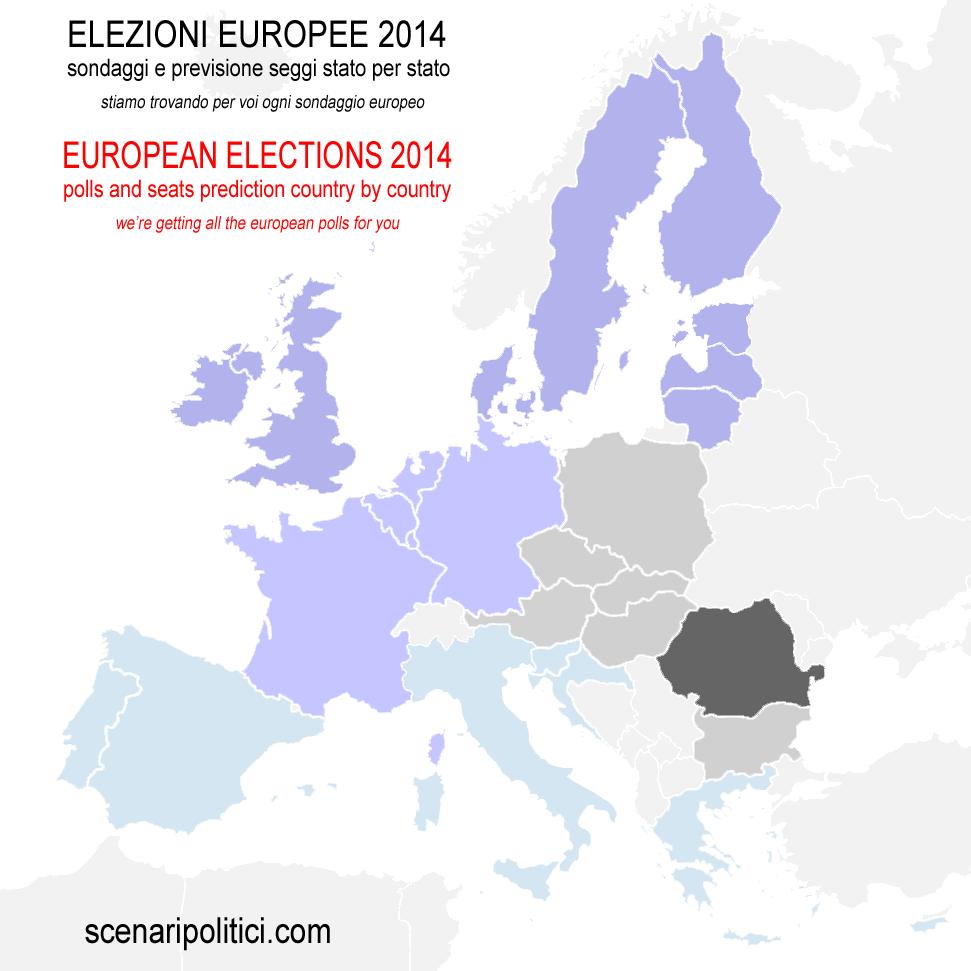 ROMANIA European Elections 2014