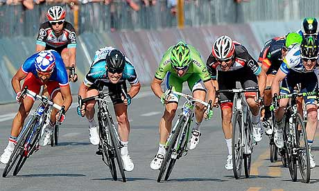 Giro d'Italia Notturno - Prima Tappa