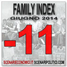 FAMILY INDEX 10 giugno