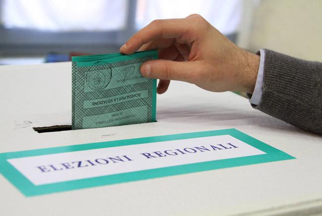 Elezioni regionali 2015 - Affluenza ore 19.00