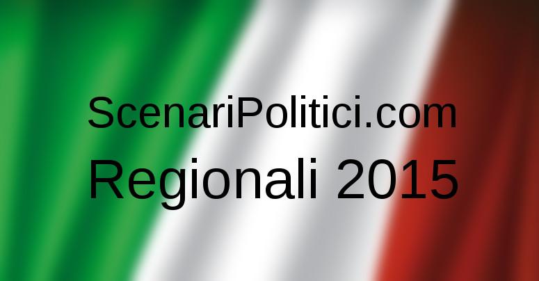 Elezioni Regionali 2015 - Live